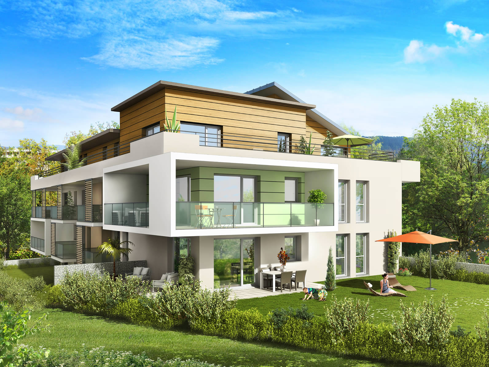 Agence immobili re le home tassin la demi lune for Agence immobiliere appartement neuf